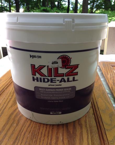 Kilz HIDE-ALL Primer