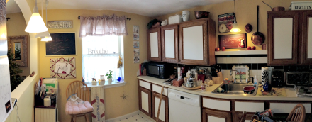 Mom's Kitchen View 1