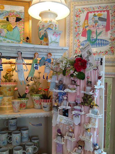 Nantucket Mermaid Shop Photo