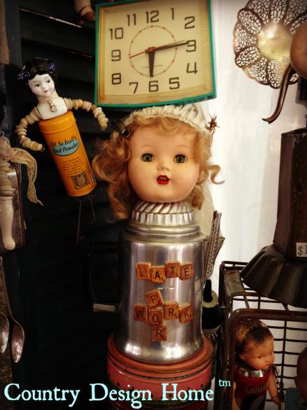 Custom Thermos Doll by Tin Hearts