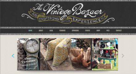 Vintage Bazaar Logo