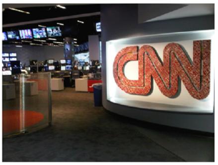 Aaron Foster CNN logo