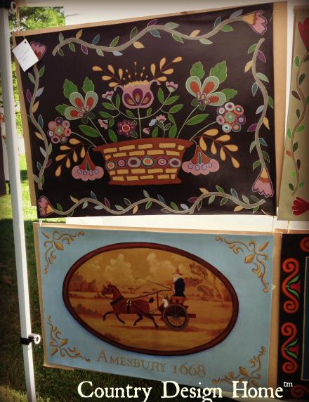 American Colonial Floorcloths