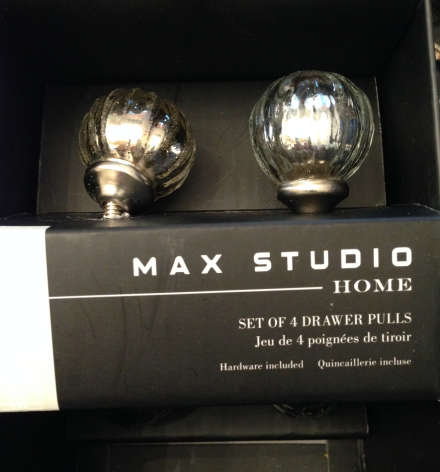 Home Goods Mercury Knobs