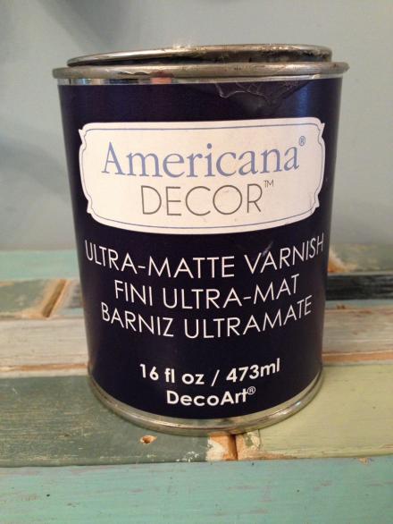 Coastal Kitchen Cupboard Ultra Matte Varnish Americana