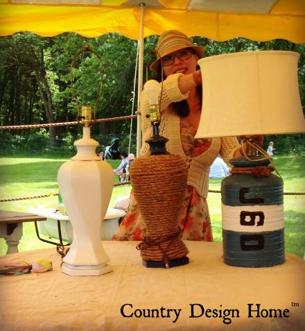 Joanne Palmisano Lamp DIY