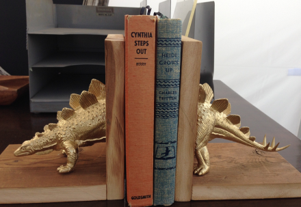 Dino Bookends from R & S Living