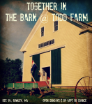Barn Postcard Together