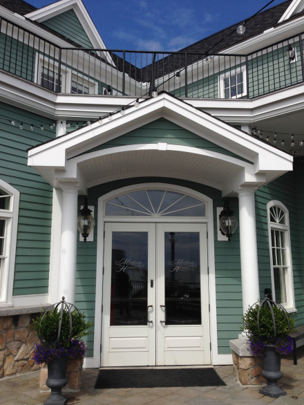 Grand Entrance Union Bluff York Maine