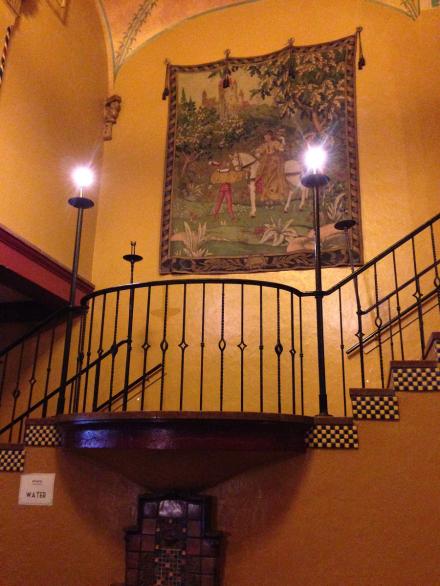 Lobby State Theatre Portland