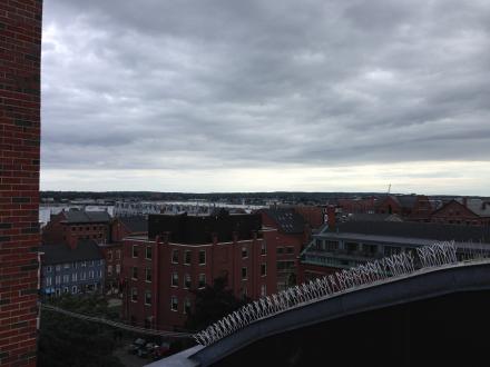 Portland Harbor View
