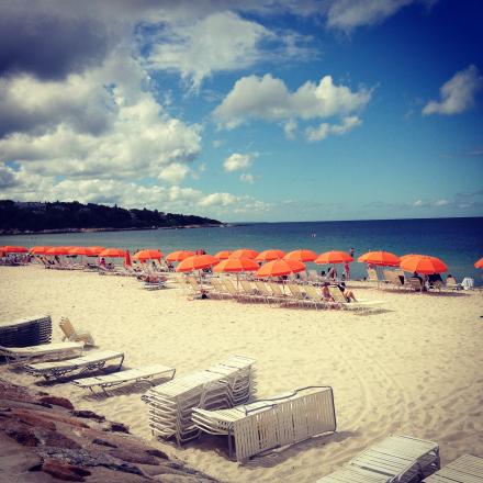 Sea Crest Beach Hotel Beach Scene