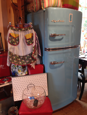Eccentrique Big Chill Vintage Fridge