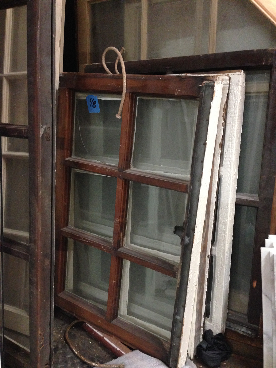 Salvage in boston country design home for Recycled windows and doors