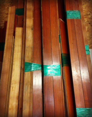 Green Goat Salvaged Flooring PM