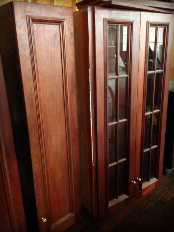 Green Goat Salvaged Kitchen Cabinets PM