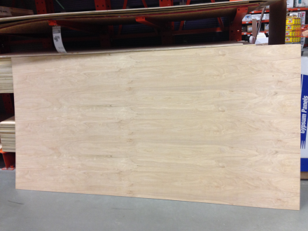 Home Depot Plywood Sheet