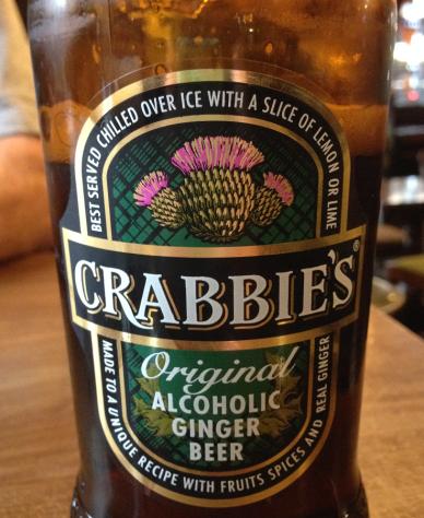 London Crabbies Ginger Beer