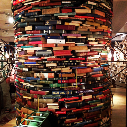 London Harrod's Circular Book Column