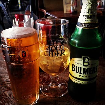 London Pub Bulmers Pear Cider PM