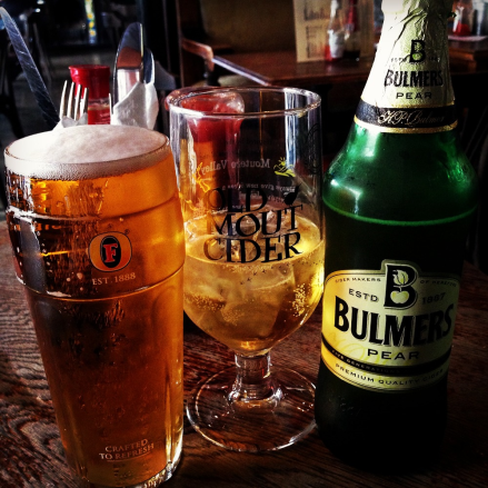 London Pub Bulmers Pear Cider PM