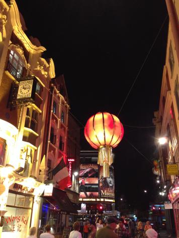 London's Chinatown