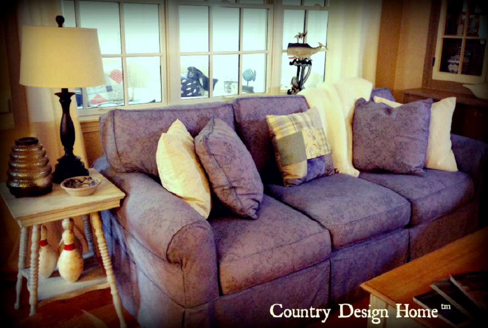 Dye Ing For A Change Country Design Home