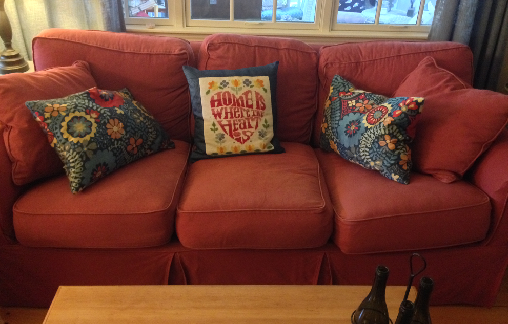 changing slipcovers – Country Design Home