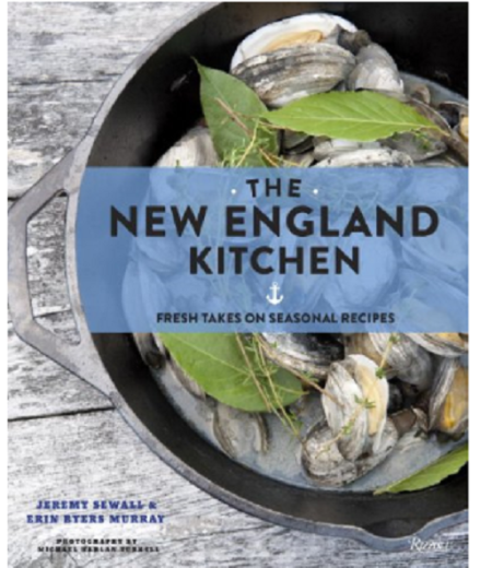 The New England Kitchen Cookbook