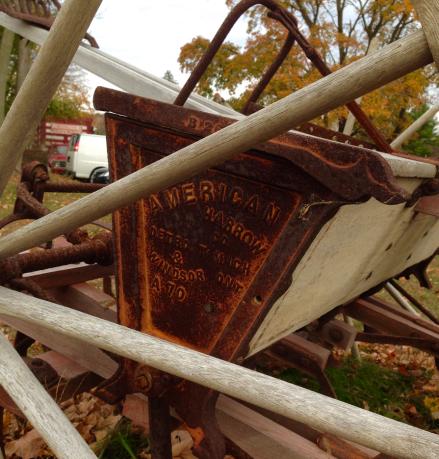 Todd Farm American Made Steel Plate