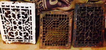 Todd Farm Antique Vent Grates