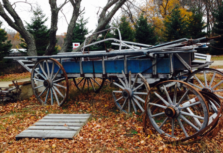 Todd Farm Antique Wagon