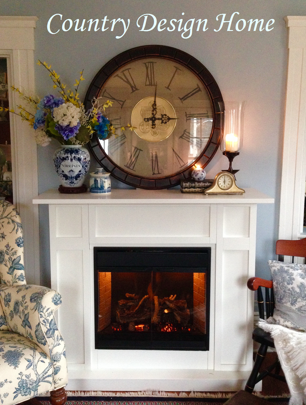 When Is A Clock…Not a Clock? – Country Design Home