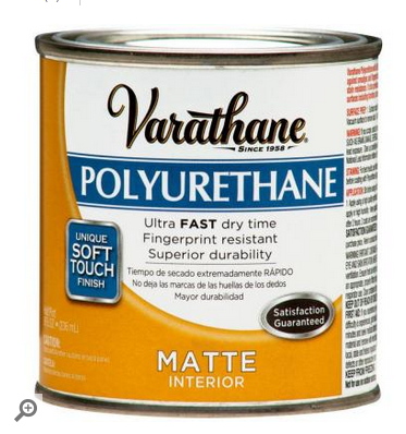 Varathan Soft Touch Matte Finish Polyurethane
