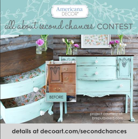 Second Chances Americana Paints How To