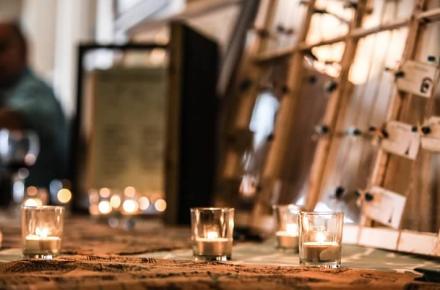 Candle Light Decor