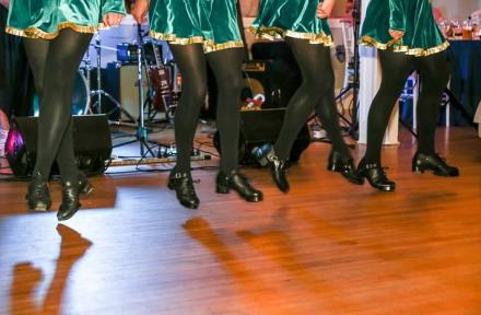 Irish Dancers Shoes