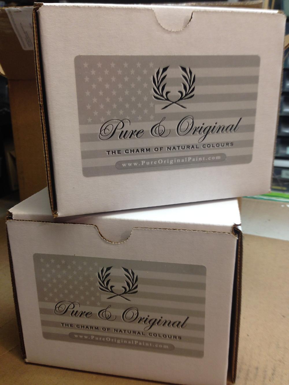 Pure & Original Paint Boxes
