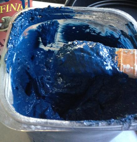 Saltwash Mixture Frosting