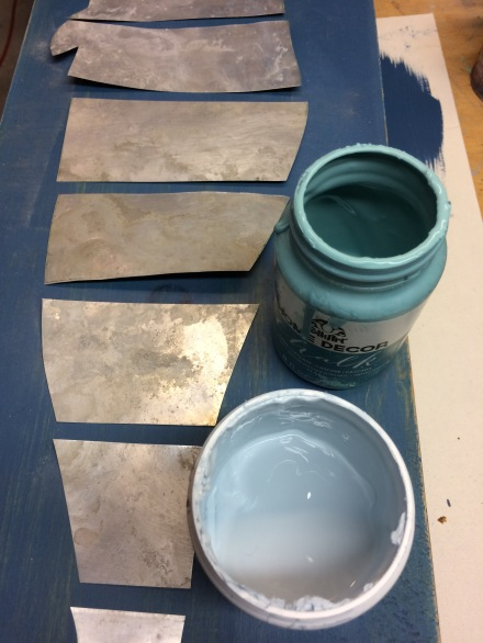 Tin Whale Paint Colors