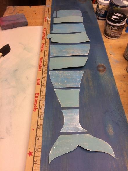 Tin Whale Spacing