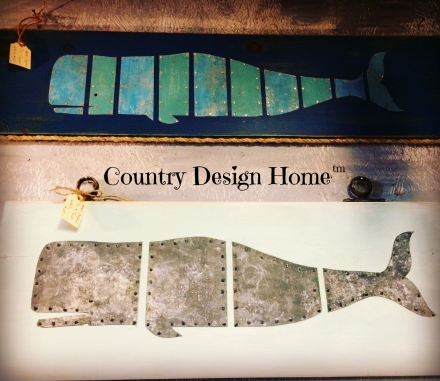 Tin Whales Country Design Home