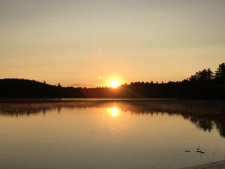 Huttopia Sunrise Lake Iona