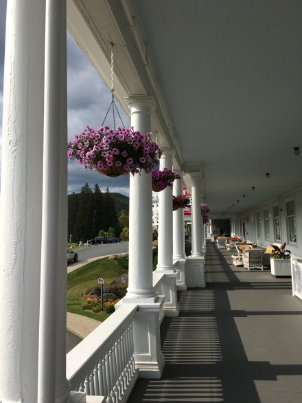 Mt. Washington Hotel Porch