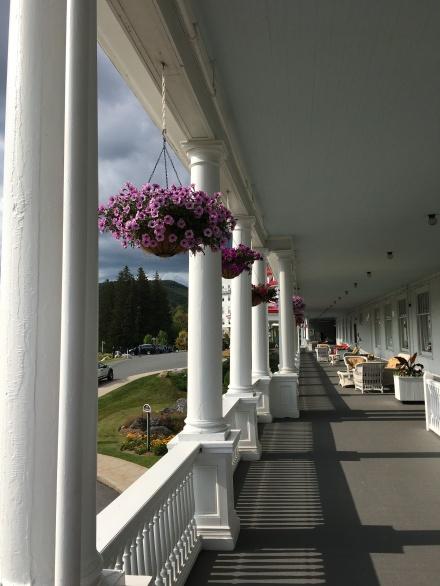Mt. Washington Hotel Porch