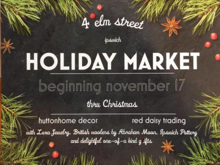 4 Elm Holiday Market