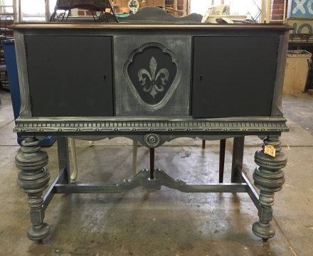 Mill Shop Console Table