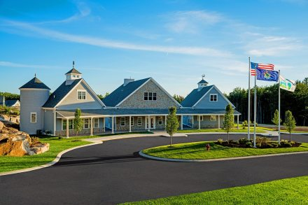 Cape Arundel Cottage Preserve Model Homes