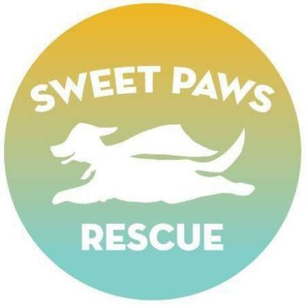 Sweet Paws Rescue Logo