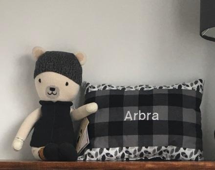Arbra Pillow